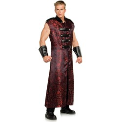 Anime Tunic (Red) Adult Costume