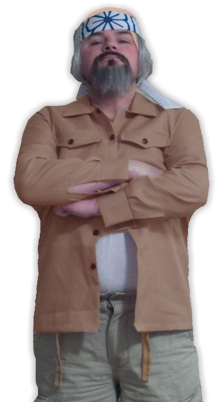 Mr. Miyagi Adult Costume