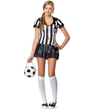 Time Out Referee Teen Costume