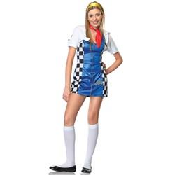 Risky Racer Teen Costume