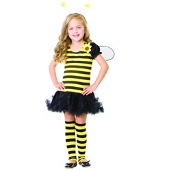 Honey Bee Child Costume