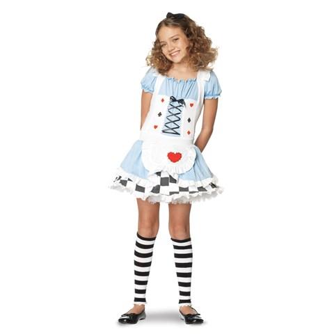 Miss Wonderland Child Costume