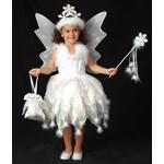 Snowflake Fairy Child Costume