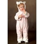 Pink Zebra Infant/Toddler Costume