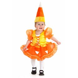 Candy Corn Princess Infant / Toddler Costume