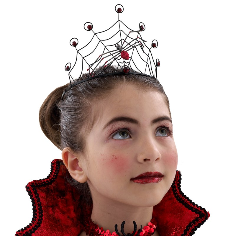 Red Spider Child Crown for the 2015 Costume season.