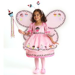Cupcake Fairy Toddler / Child Costume