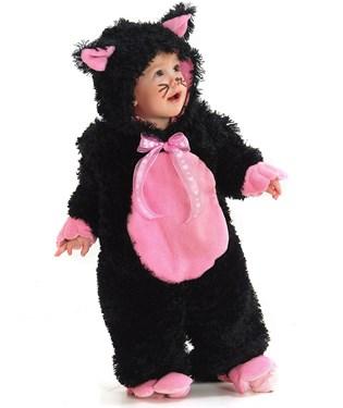 Black Kitty Infant / Toddler Costume