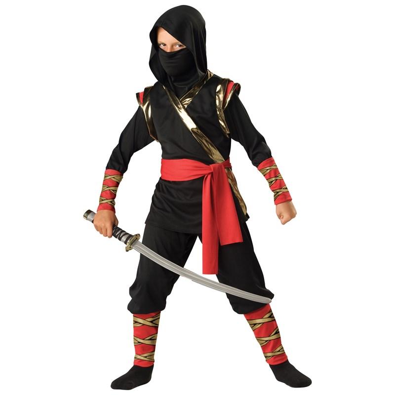 Ninja Child Costume for the 2015 Costume season.