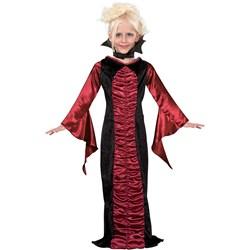 Gothic Vampire Child Costume