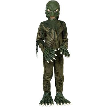 Swamp Monster Child Costume