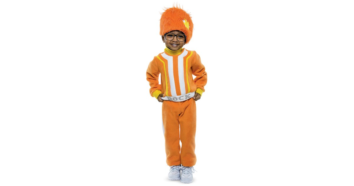 Yo Gabba Gabba Dj Lance Toddler Costume Buycostumes Com