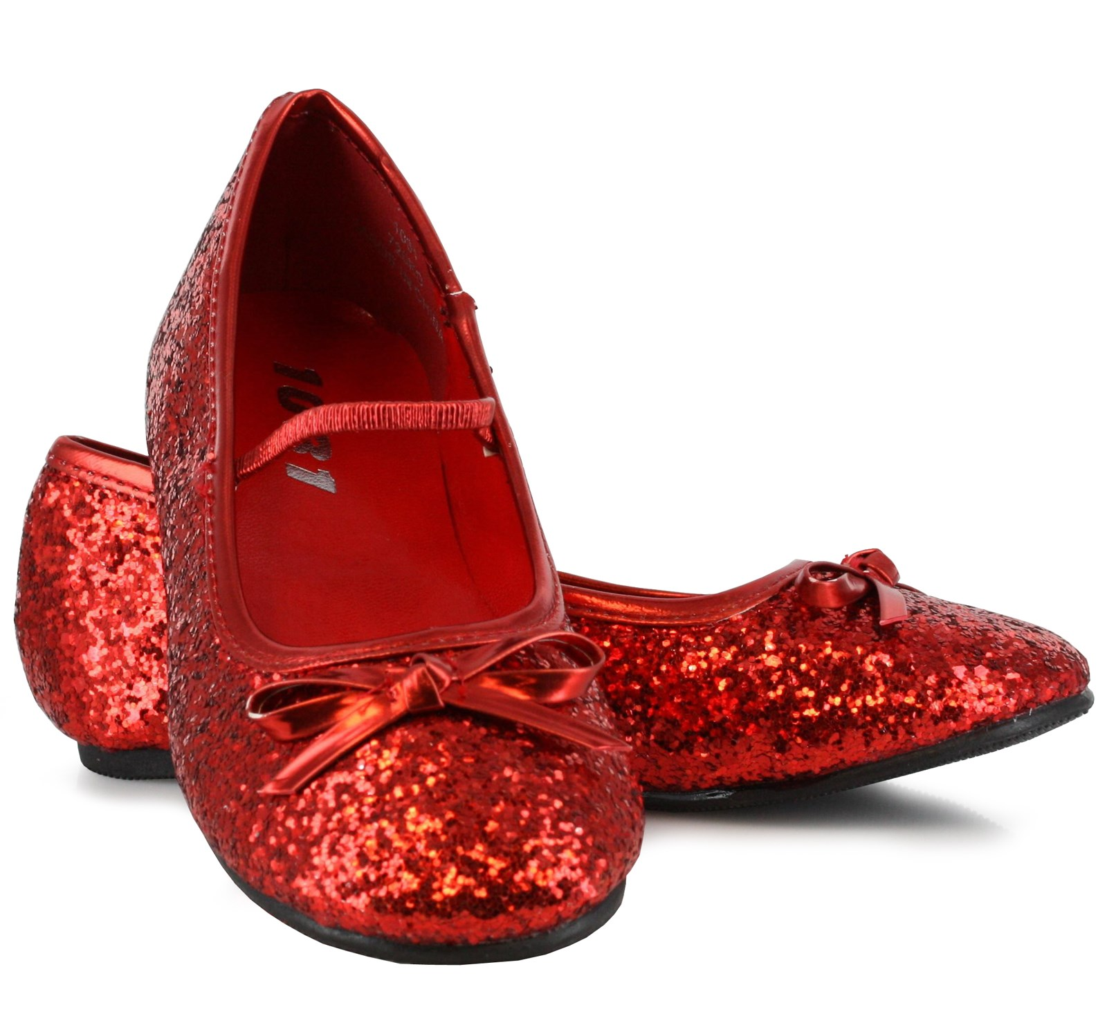 Image of Sparkle Ballerina (Red) Child Shoes