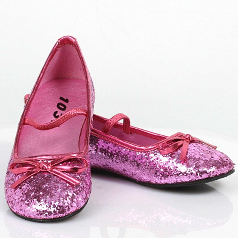 Sparkle Ballerina (Pink) Child Shoes for the 2015 Costume season.