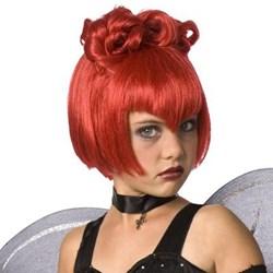 Red Wig Child