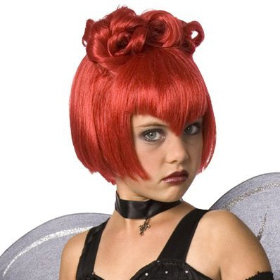 Red Wig Child for the 2015 Costume season.