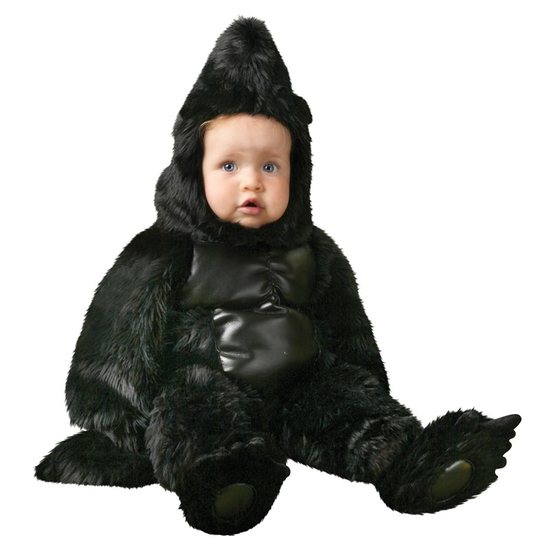 Gorilla Deluxe Toddler Costume for the 2015 Costume season.