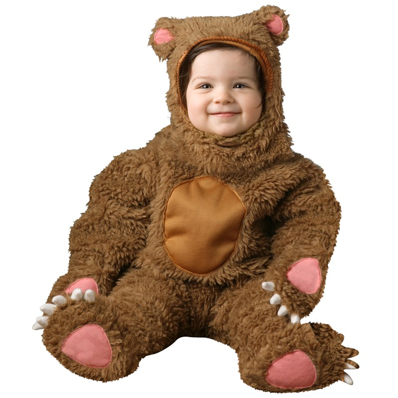 Bear Deluxe Infant  and  Toddler Costume for the 2015 Costume season.