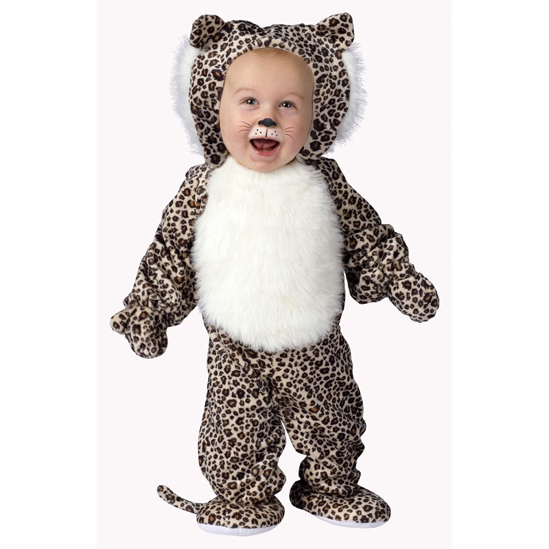 Lil Leopard Infant  and  Toddler Costume for the 2015 Costume season.