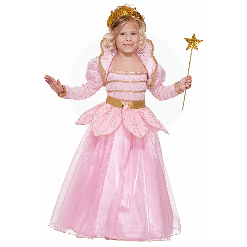 Little Pink Princess Child Costume for the 2015 Costume season.