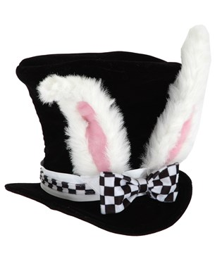 White Rabbit Child Hat