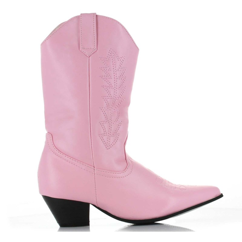 Rodeo (Pink) Child Boots for the 2015 Costume season.