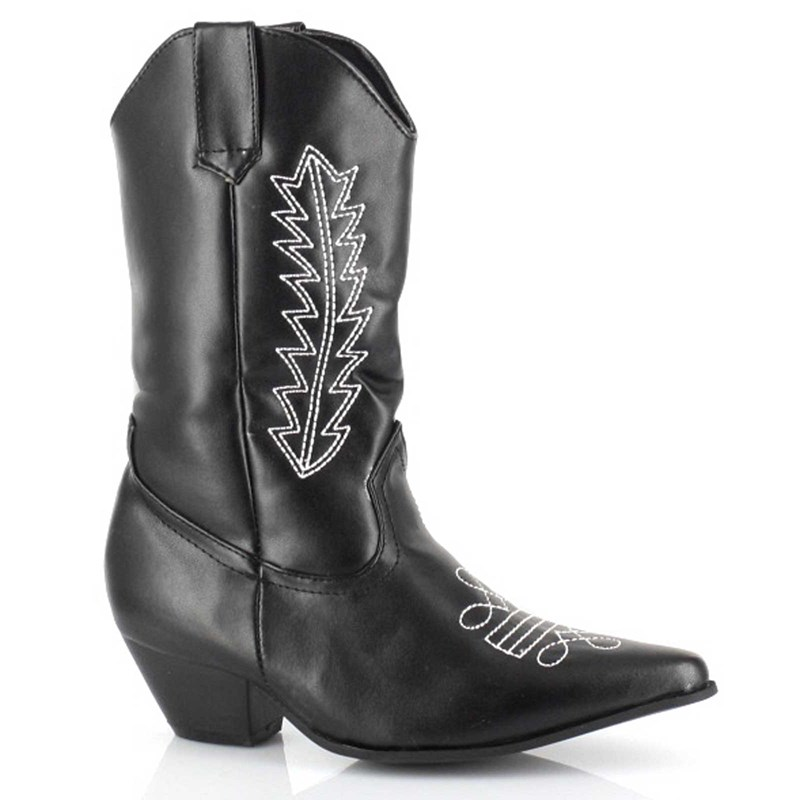Rodeo (Black) Child Boots for the 2015 Costume season.