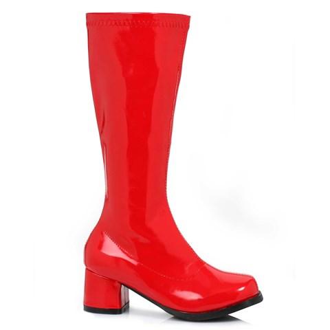 Dora (Red) Child Boots