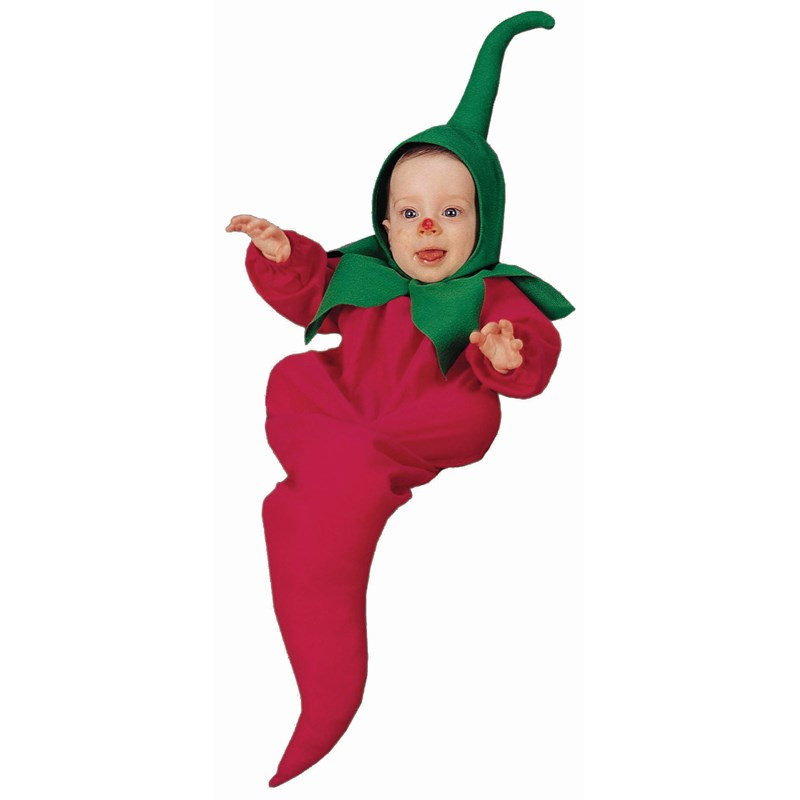 Chili Pepper Bunting Infant Costume for the 2015 Costume season.