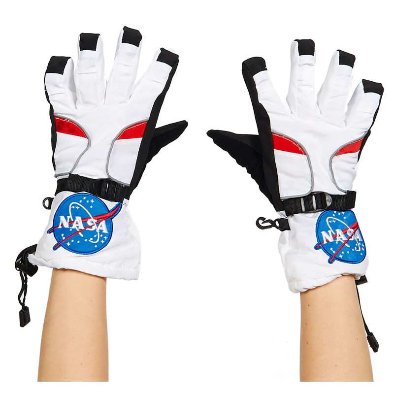 NASA Jr. Astronaut Child Gloves for the 2015 Costume season.