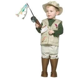 Future Fisherman Child Costume
