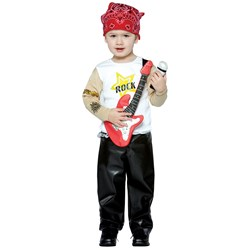 Future Rockstar Toddler Costume