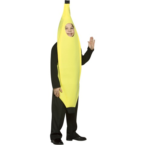 Banana Toddler / Child Costume