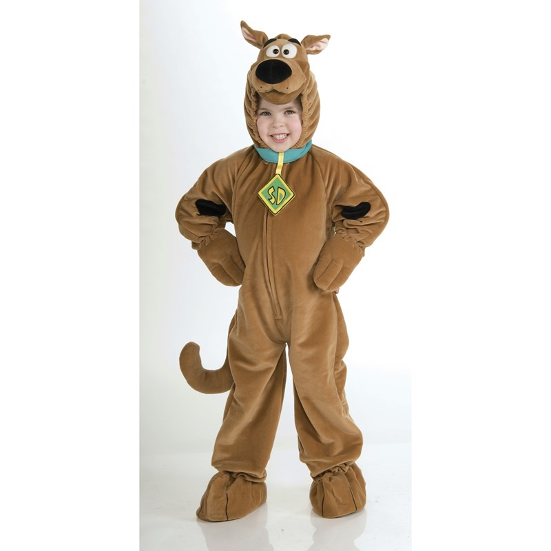 Scooby Doo Super Deluxe Toddler  and  Child Costume for the 2015 Costume season.