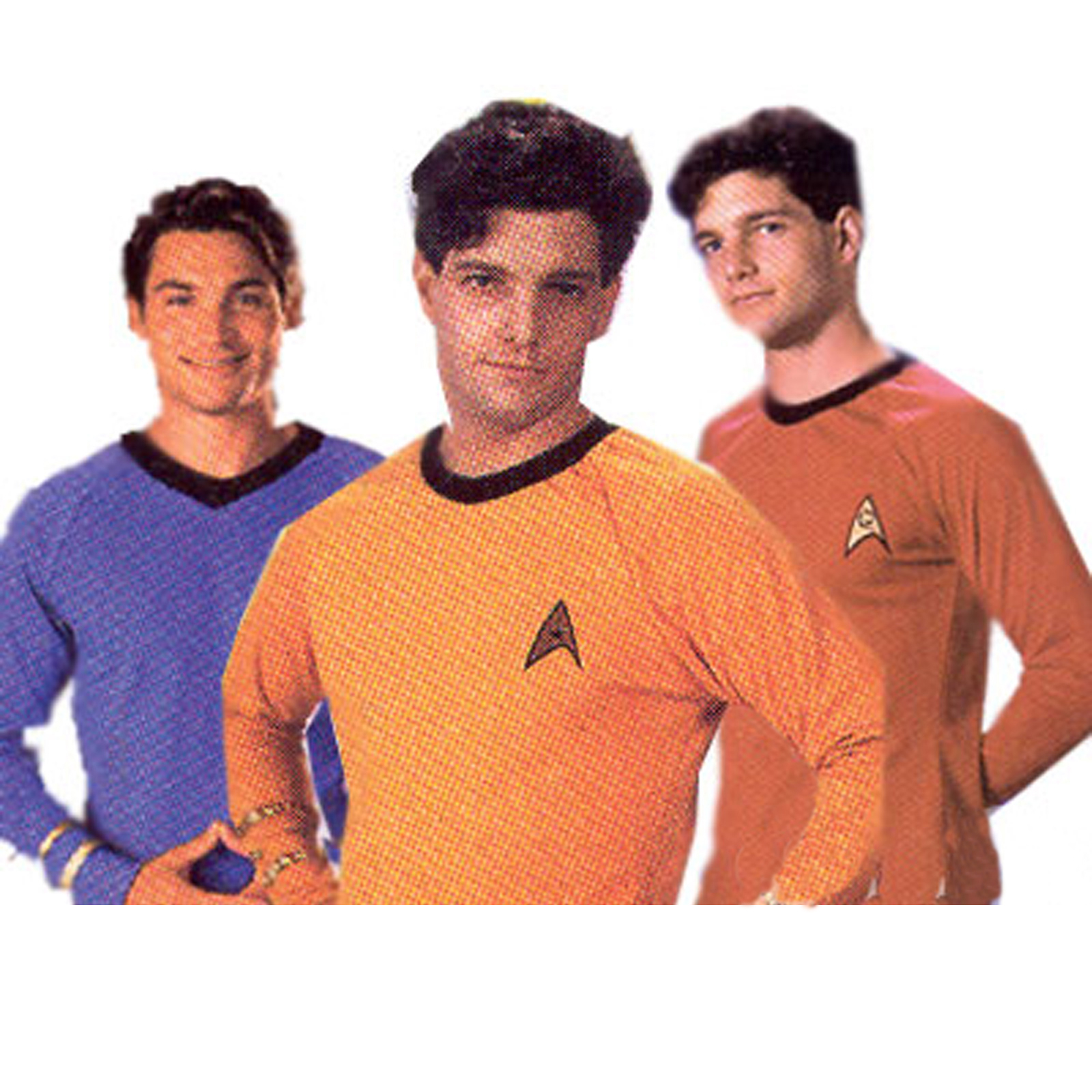 Star Trek Original Shirt - Sci Fi halloween costumes for adults