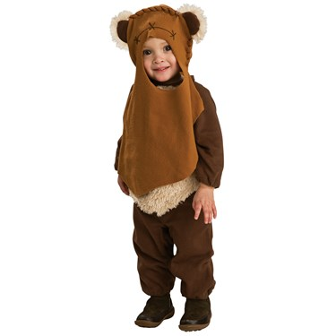 Star Wars - Ewok Infant / Toddler Costume