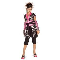 Pink Ninja Child Costume