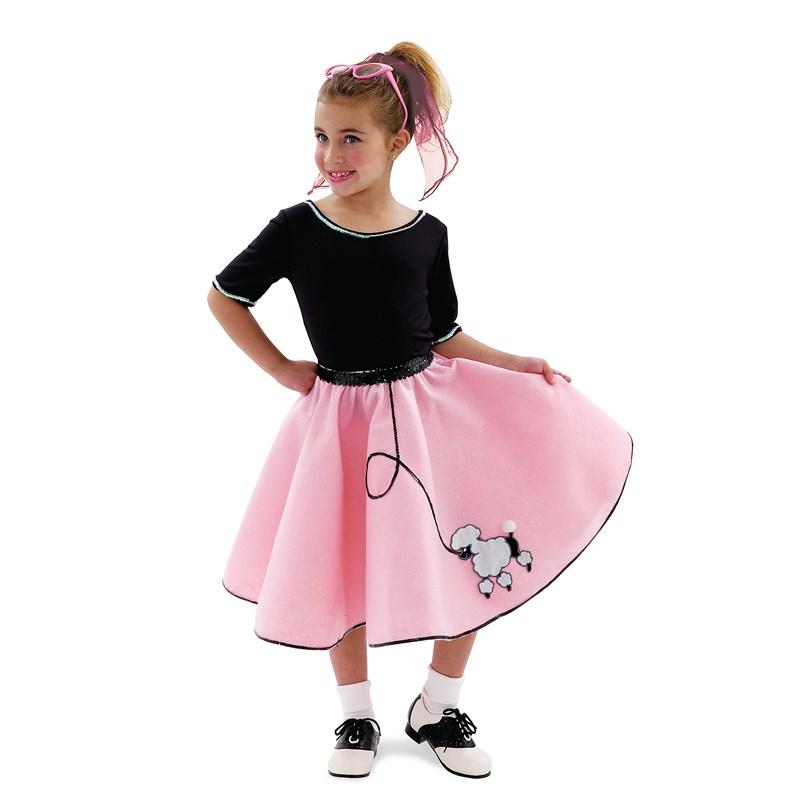 Sock Hop Sweetie Child Costume for the 2015 Costume season.