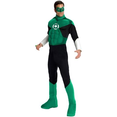 Green Lantern Adult Costume