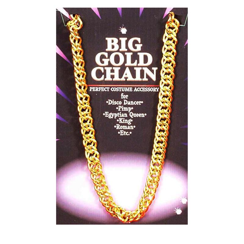 Big Gold Chain for the 2015 Costume season.