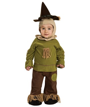The Wizard of Oz Scarecrow Toddler Costume
