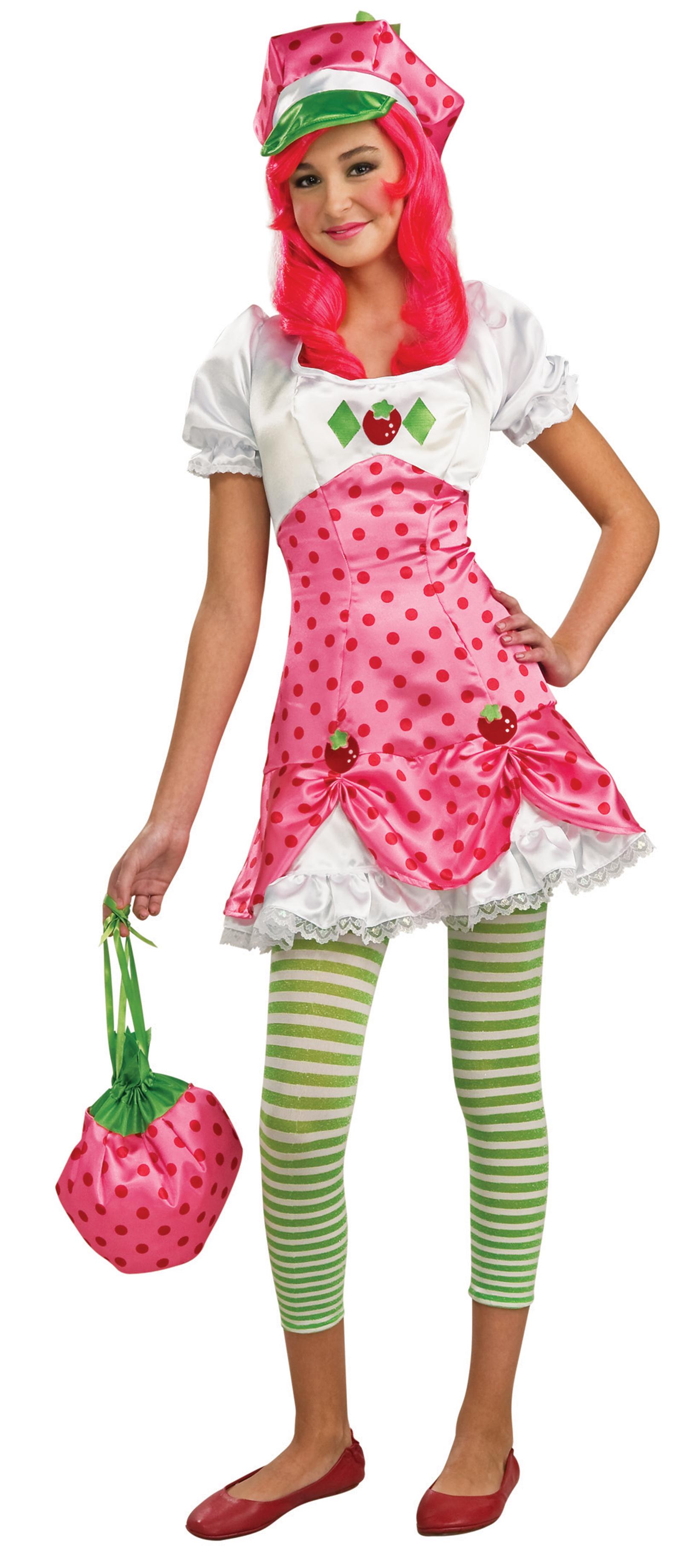 Strawberry Shortcake – Strawberry Shortcake Tween Costume
