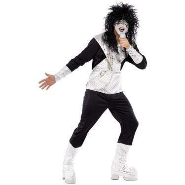 70s Rocker Adult Costume