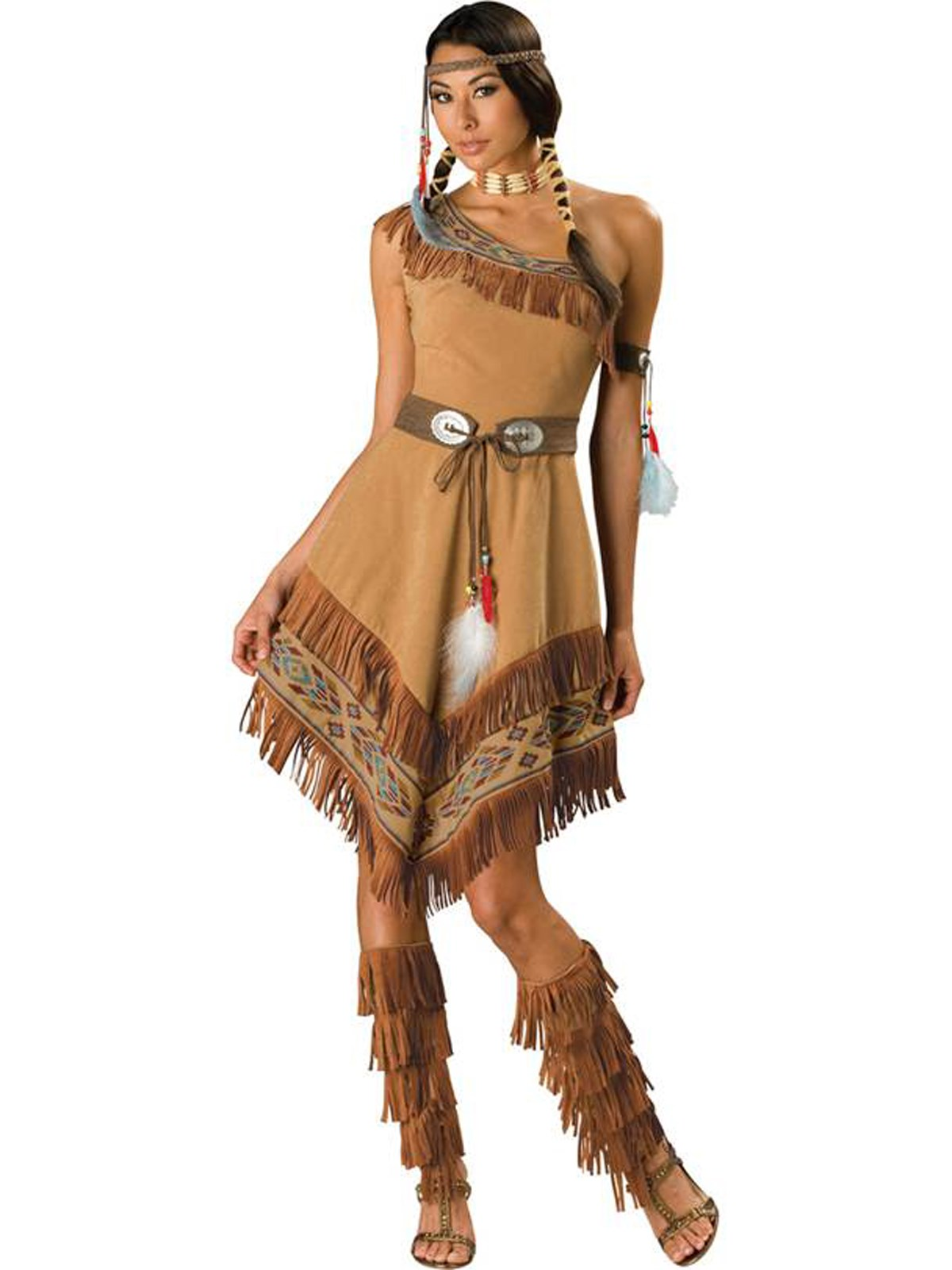 Image of Indian Maiden Adult Costume