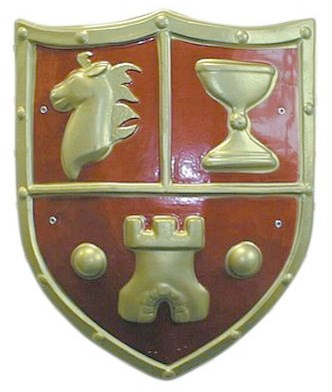Medieval Shield for the 2015 Costume season.
