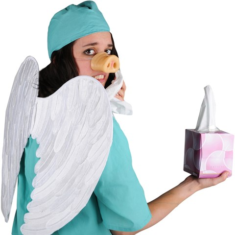 Swine Flu Accessory Kit