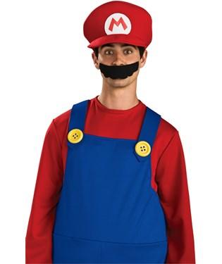 Deluxe Mario Hat Adult