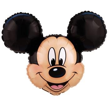 Mickey Mouse Head 27 Jumbo Foil Balloon