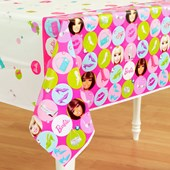 Barbie All Doll'd Up Plastic Tablecover