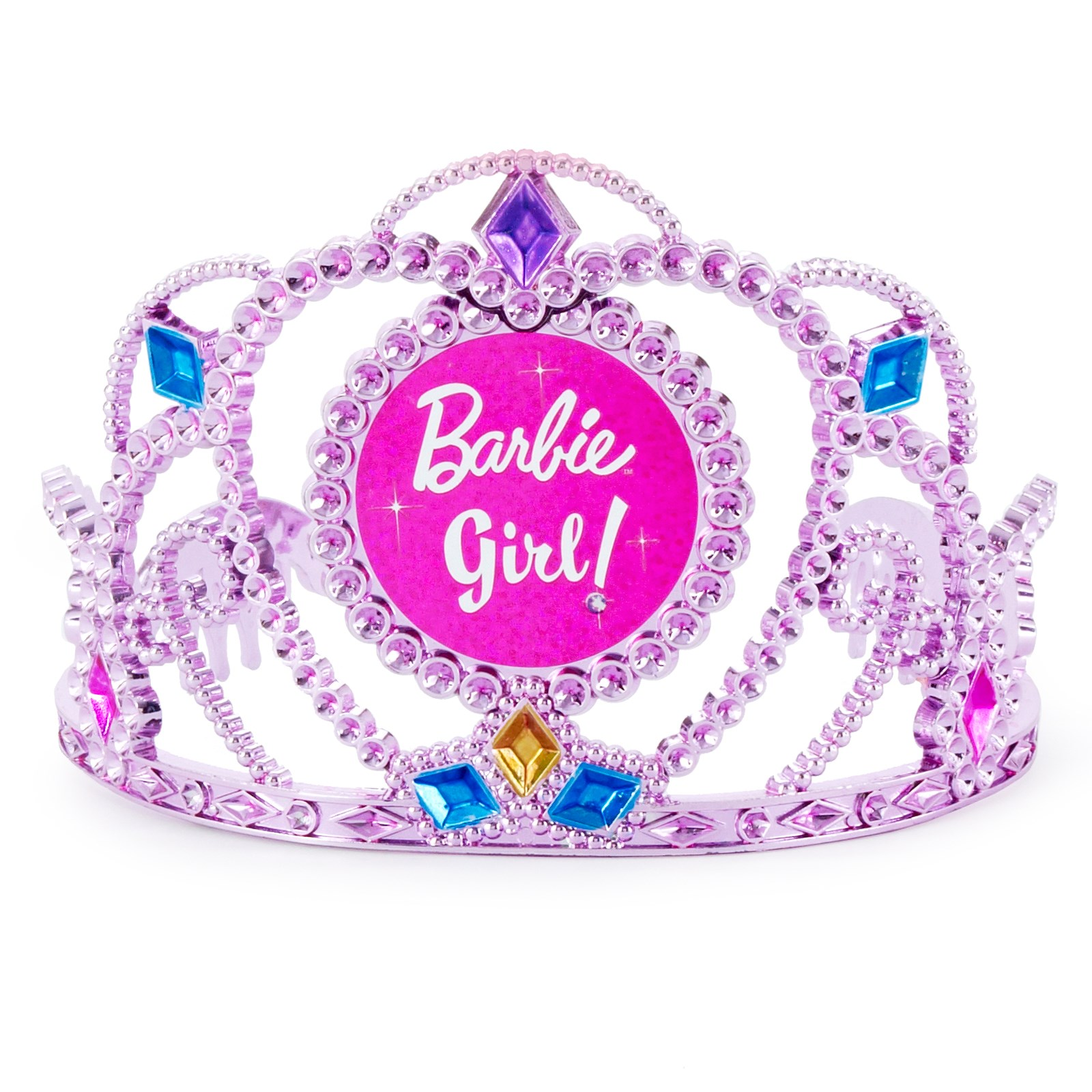Barbie All Dolld Up Electroplated Tiara